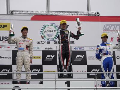 FIA-F4第1戦