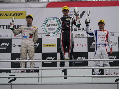 FIA-F4第2戦