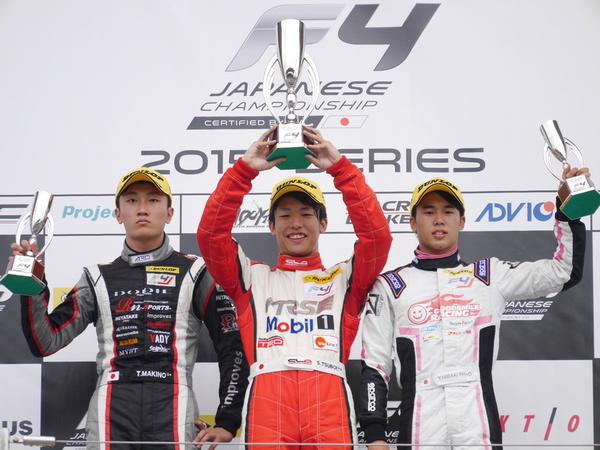 FIA-F4第8戦