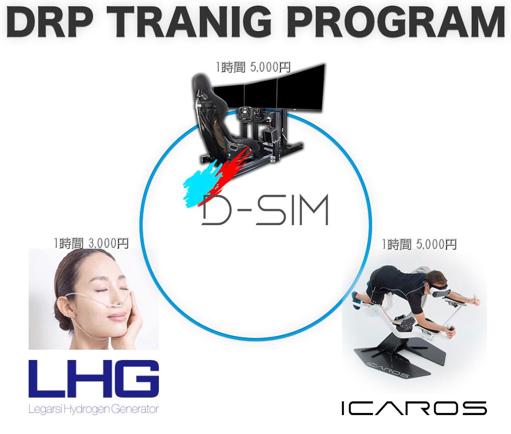 DRPトレーニングプログラム
